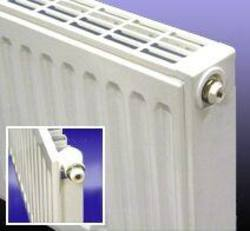 Single panel single convector radiator 900 high x 300 long, Output  483w